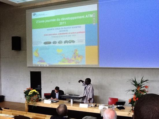 Conférence Emmanuel Ndione
