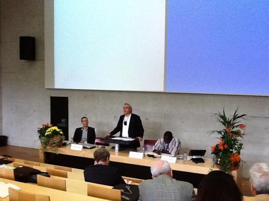 Conférence de Jean-Michel Servet